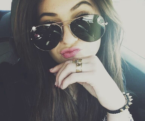 kylie jenner, sunglasses, and jenner image