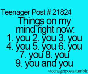 quote, teenager, and you image