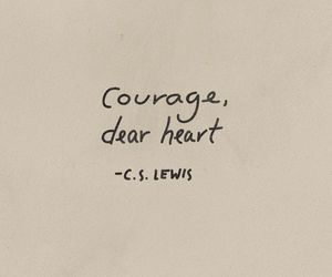 courage, heart, and lewis image