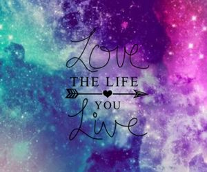 colorful, quotes, and love image