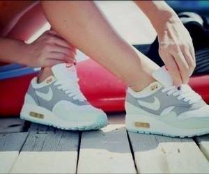 nike, shoes, and swag image