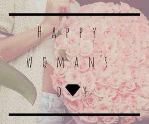 happy, woman, and day image