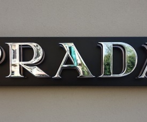 Prada and black image