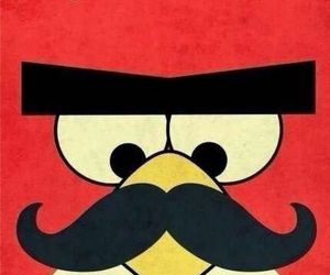 red and angry birds image