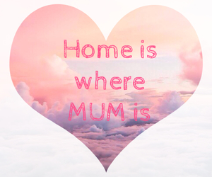 home, love, and miss image