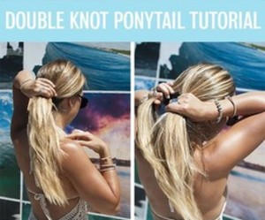 hair, hair style, and ponytail image