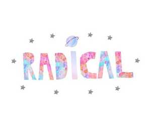 radical and space image