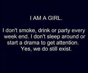 girl, quotes, and exist image