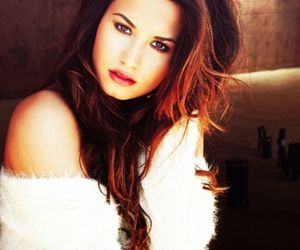 beautiful, demi, and demi lovato image