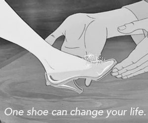 quotes, true, and cinderella image