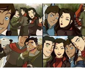 avatar, funny, and kisses image