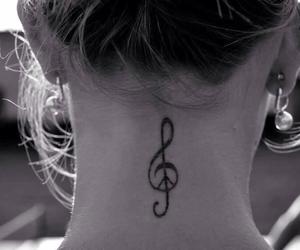 tattoo, music, and peace image