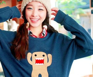 ulzzang, fashion, and cute image