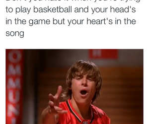 HSM, highschoolmusical, and zacefron image