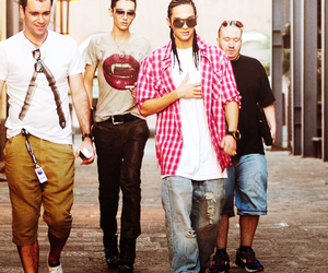 bill kaulitz, tokio hotel, and tom kaulitz image