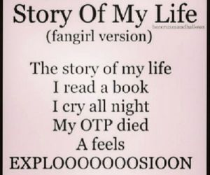 story of my life image