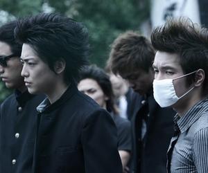 boy, crows zero, and japanese image