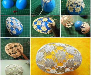 diy, easter, and easter egg image