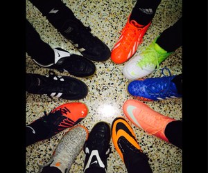 amazing, cleats, and girls image