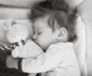 baby, theo horan, and niall horan image