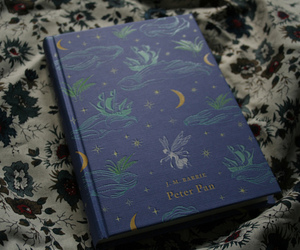 book, peter pan, and photography image