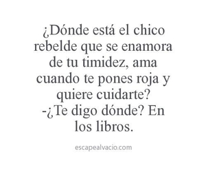 libros, quotes, and personajes image