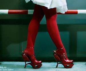 deviantart, girl, and leggings image