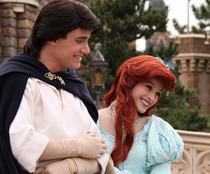 ariel, character, and disney image