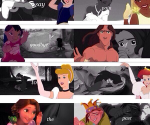 ariel, frozen, and tangled image