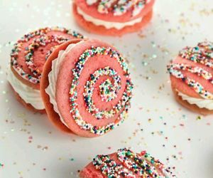 beautiful, Cookies, and delicious image