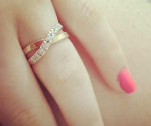 ring, jewelry, and style image