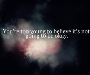 believe, it gets better, and galaxy image