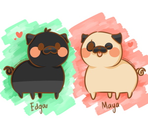 pewdiepie, Edgar, and maya image