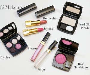 makeup, pretty, and love image