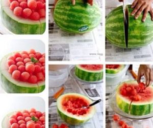 awesome, cool, and watermelon image