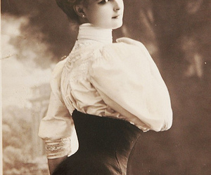 photography, victorian, and vintage image