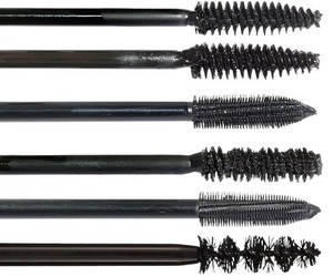 mascara, makeup, and black image