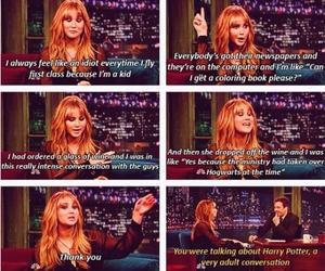 funny, HAHAHA, and Jennifer Lawrence image