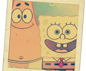 patrick, friends, and spongebob image