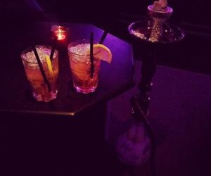 shisha, Cocktails, and hookah image