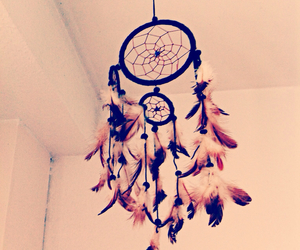 Dream, catcher, and love image