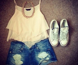 converse, clothing, and fashion image