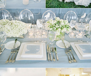 beautiful, wedding, and placements image