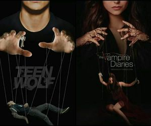 and the vampire diaries image