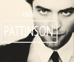 pattinson and 1986 image