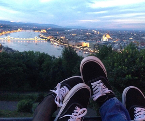 vans, budapest, and shoes image