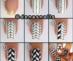 cool, creative, and nails image