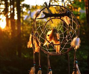 Dream, dreamcatcher, and nature image