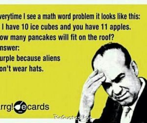 math and funny image