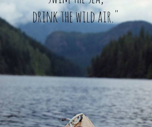 nature and quote image